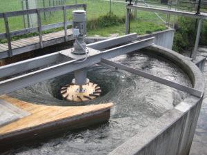 Gravitationswasserwirbelkraftwerk | Obergrafendorf (Österreich)